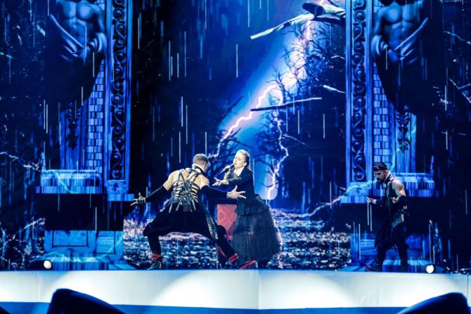 Foto: Thomas Hanses/eurovision.tv (repetiție)