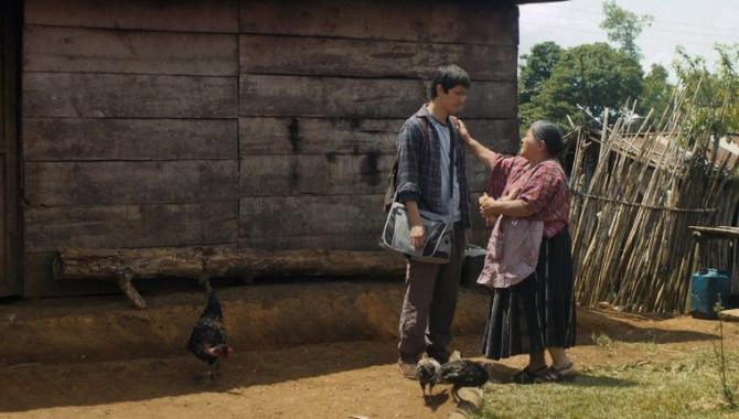 Scenă din filmul Nuestras Madres