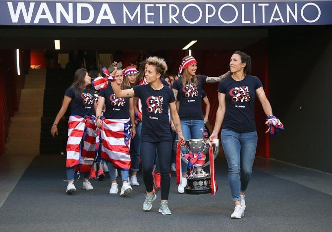 Câți bani generează finala Ligii Campionilor de sâmbătă, 1 Iunie 2019. foto: @wandametropolitano - FB