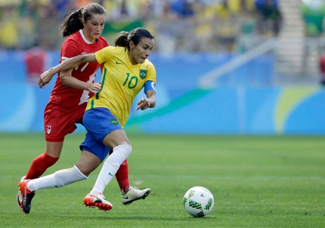 Căpitanul echipei Braziliei, Formiga, la un pas de un record absolut