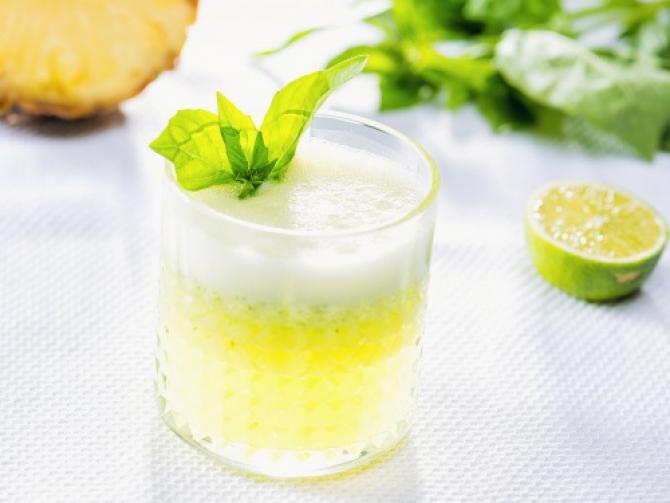 Băutură gin de soc