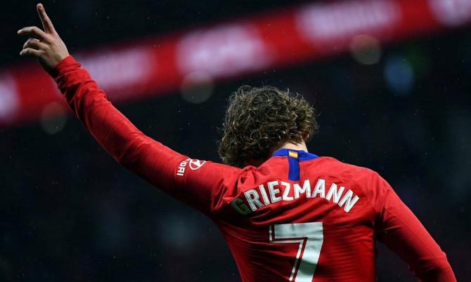 Antoine Griezmann, transfer. Anunțul fotbalistului de la Atletico Madrid. foto: @antoine.griezmann - FB