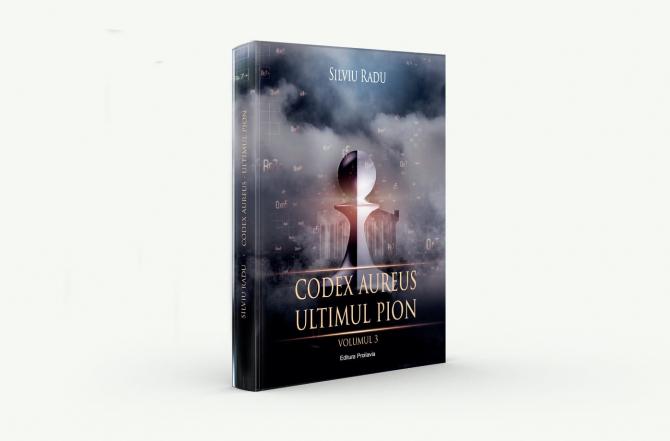 """Lansare """"Codex Aureus – Ultimul pion"""" – la Brăila"""