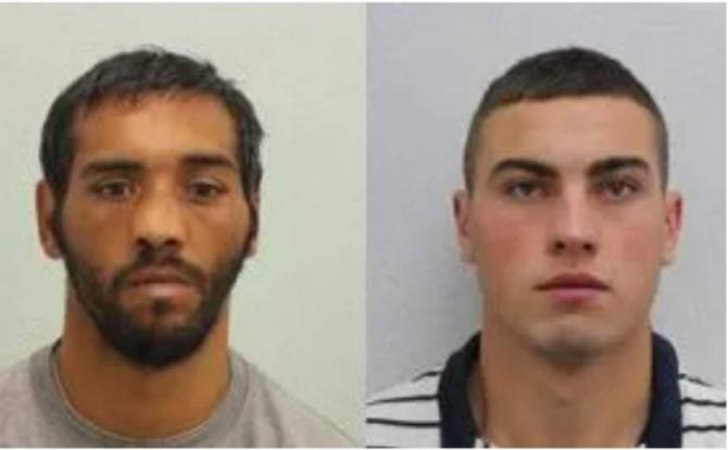 Doi români, condamnaţi la închisoare în Marea Britanie