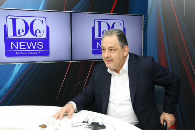 Marian Vanghelie, declarații explozile la DCNews