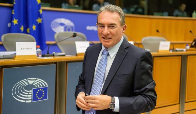 Iuliu Winkler, eurodeputat UDMR