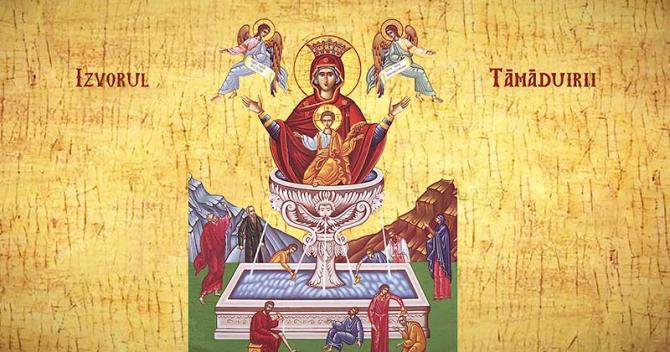 Izvorul Tămăduirii, mare sărbătoare după Paște