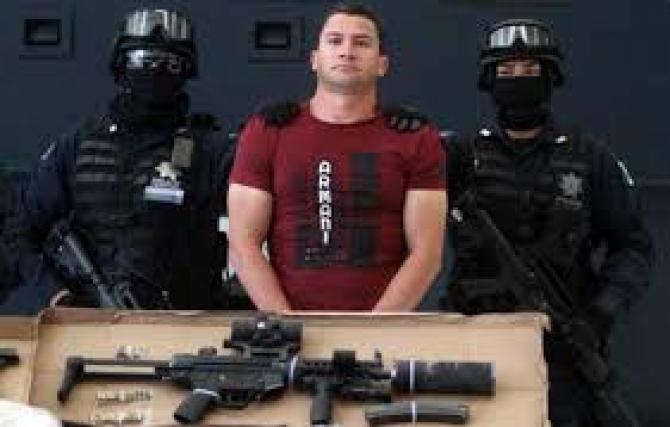 Jose Antonio Torres Marrufo alias Jaguarul