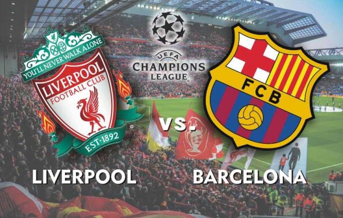 Liverpool - Barcelona rezultat final | Retur de foc pentru un loc în finală