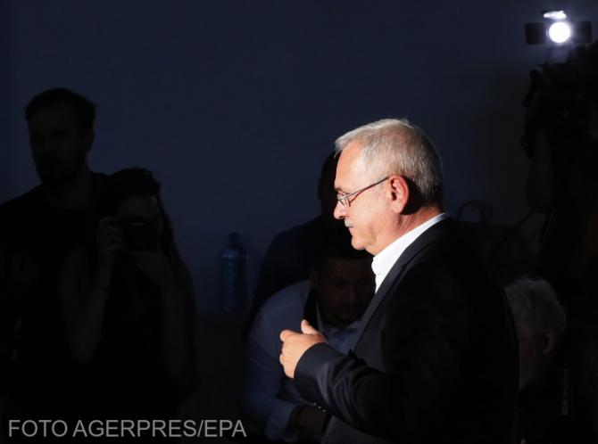Liviu Dragnea FOTO AGERPRES/EPA