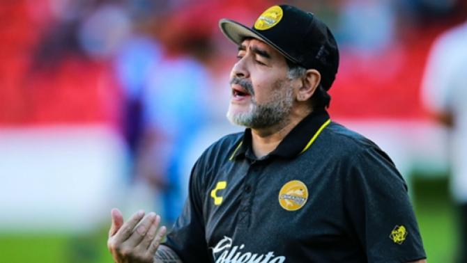 """""""Diego Maradona. Rebel, Erou, Escroc, Dumnezeu"""""""