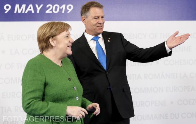 Merkel Iohannis