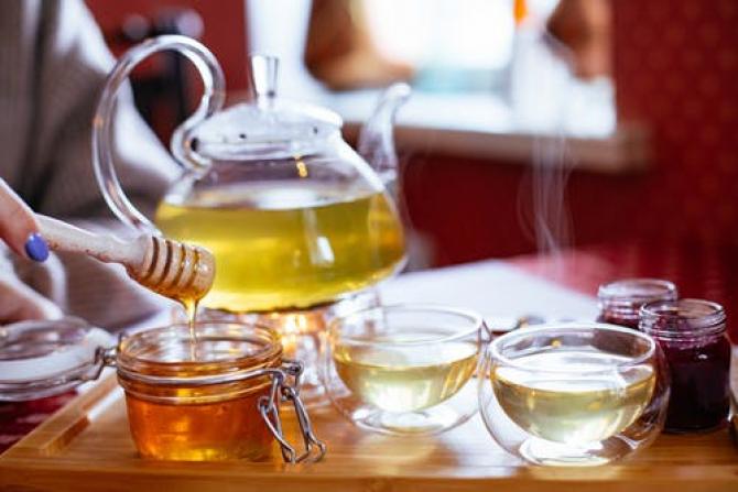 slimmarea lui ceaiul de ceai)