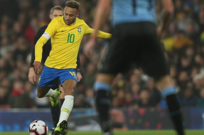 Copa America 2019 - Brazilia își schimbă căpitanul. Neymar pierde banderola. foto: Confederação Brasileira de Futebol @CBF - FB