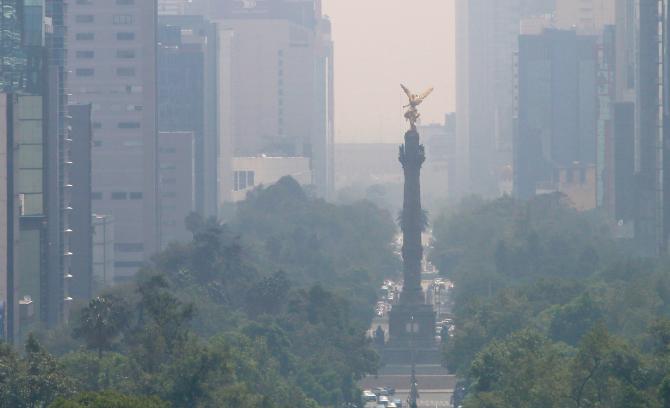 Poluarea din Ciudad de Mexico a amânat mai multe competiții sportive