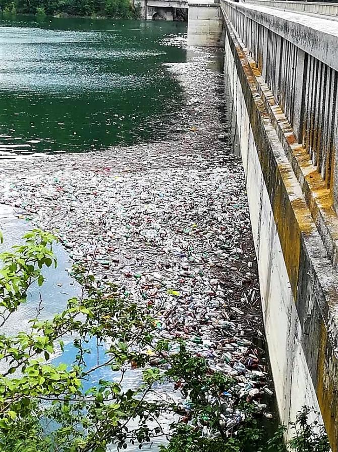Poluare lac