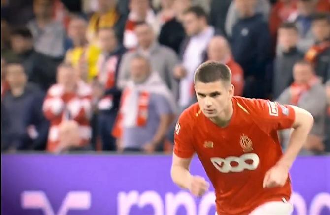 """Răzvan Marin s-a despărțit de Standard Liege: """"Mulţumesc sincer acestui club..."""""""