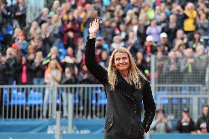 Roland Garros - Safarova se retrage. foto: @safarovalucie - FB