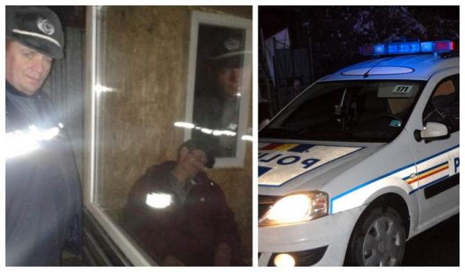 Poliţiştii din Buzău au găsit mai mulţi paznici dormind în timpul serviciului