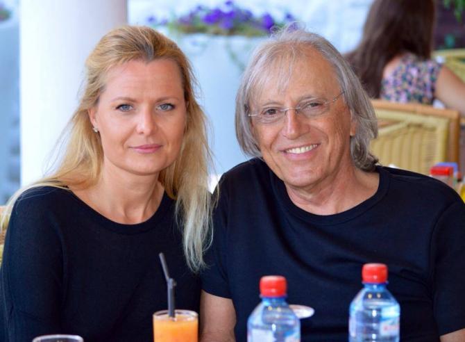 Simona Secrier și Mihai Constantinescu