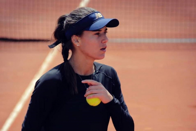 Sorana Cîrstea, Roland Garros. foto: @Soranacirstea - FB
