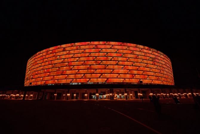 Stadion Baku