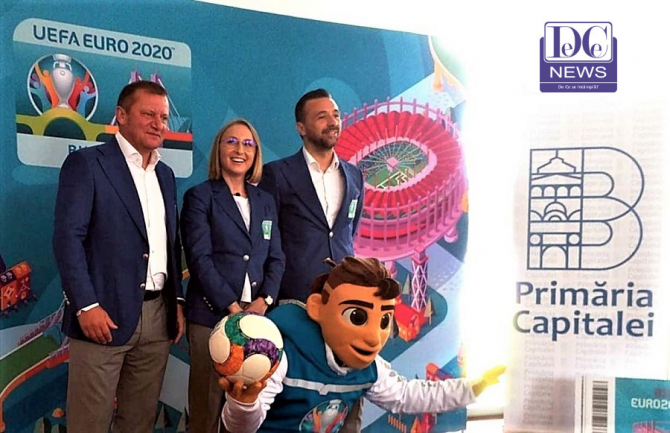 Gabriela Szabo, Dorinel Munteanu, Lucian Sanmartean și Skillzy - ambasadori EURO 2020