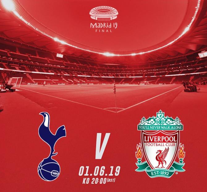 Tottenham-Liverpool, finala Liga Campionilor. Bilete pentru fani foto: Liverpool @LFC - twitter