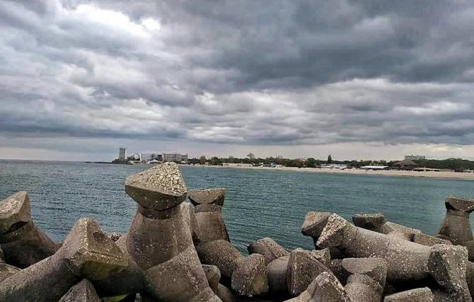 Control pe litoral