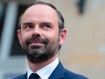 Prim-ministrul francez Edouard Philippe