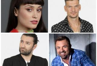 Vocea României - Brenciu revine la PRO TV. Cine sunt antrenorii din sezonul 9