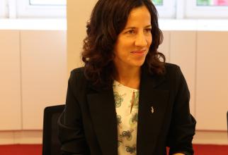 Roxana Mînzatu, ministrul Fondurilor Europene  Foto: C. Andreescu