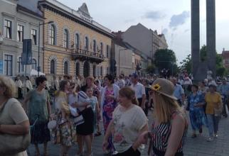 Rusalii Procesiune Cluj