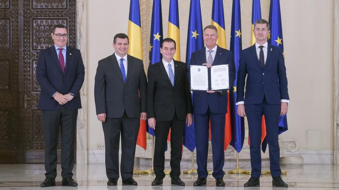 Acord politic Sursa: Administratia prezidentiala