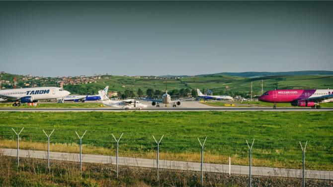 FOTO: Aeroportul Internațional Cluj / Facebook