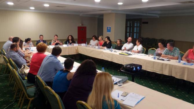 Reuniune platforma de cooperare a administratiei