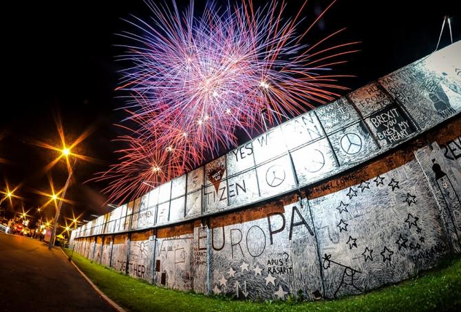 Artifici, Festivlul Internațional de Teatru de la Sibiu. FOTO: Dragoș Dumitru / Facebook FITS