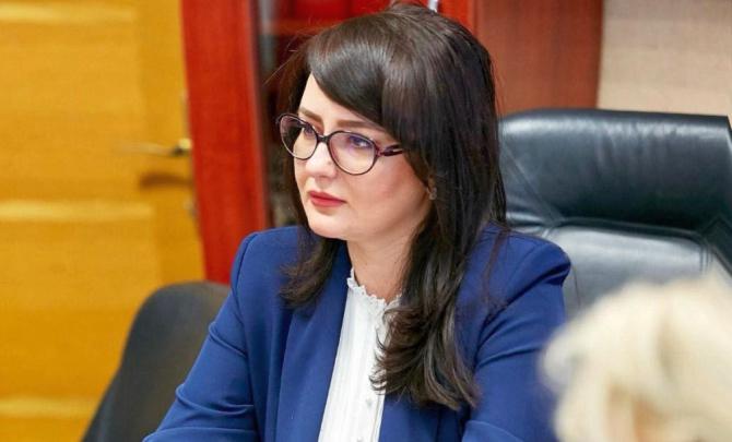 Adriana Cotel, demisă de la CNAS