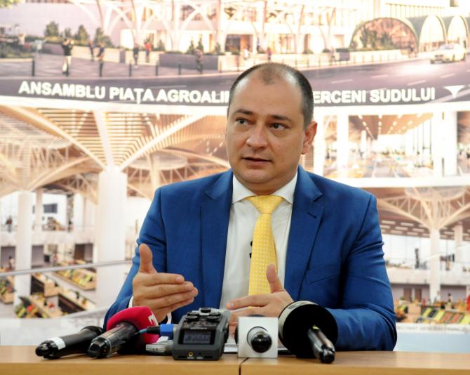 Daniel Băluță, edilul Sectorului 4