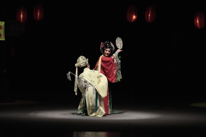 Dama cu camelii_foto Chongqing Chuanju Theatre