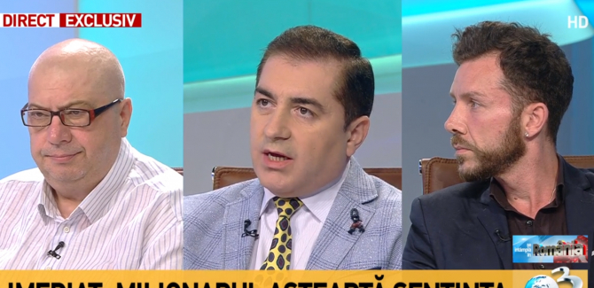 Daniel Ionaşcu, către Sabina Iosub: Vă dau știrea emisiunii. Luni să le facă publice, dacă NU...