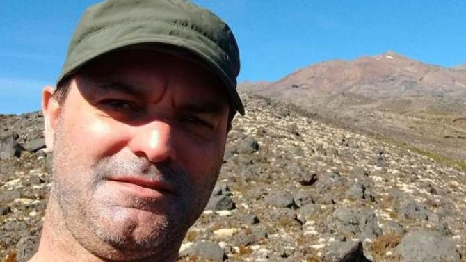 Darren Myers a fost găsit cu gâtul rupt