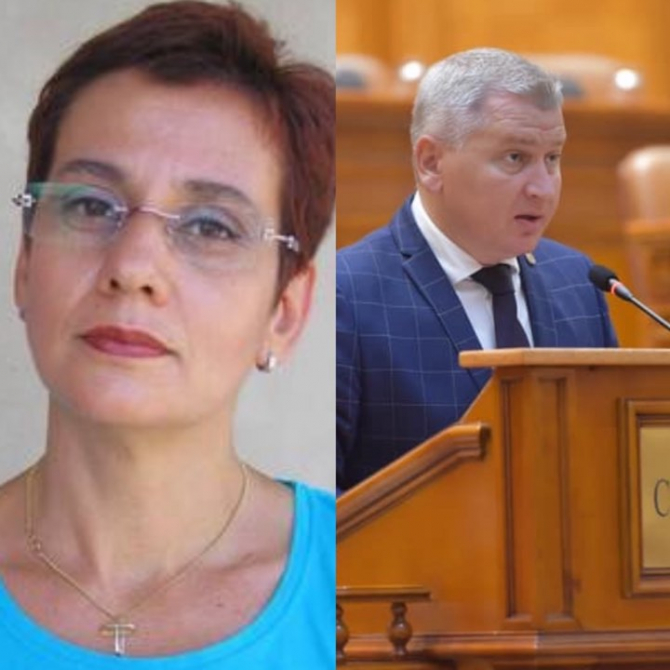 Ioana Ene Dogioiu - Florin Roman