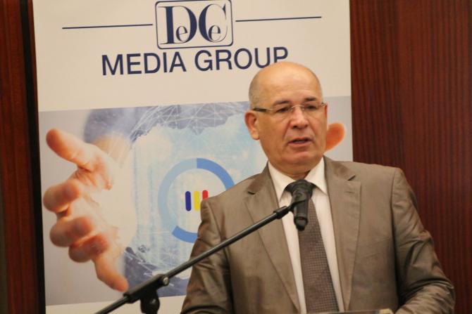 Dumitru Șodolescu, Dir. Gen, Metrorex Foto: Crișan Andreescu