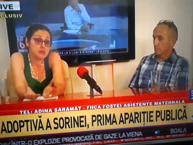 Emisiune TV Saramat - Sacarin