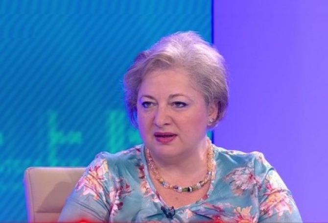 Florinela Georgescu, directorul executiv al ANM
