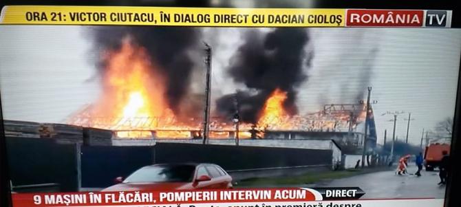 Incendiu-Adjud