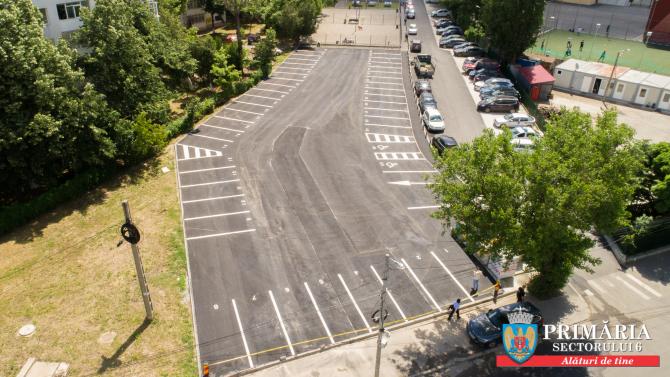 Parcare Sectorul 6