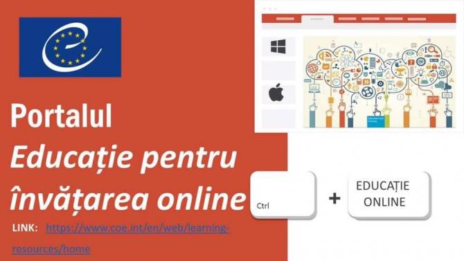 Portal invatare online