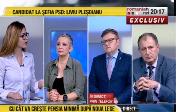 Scandal Romania TV